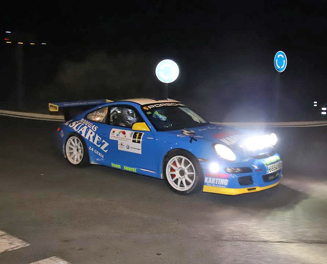 IV Rallye Villa de Teguise - Tramo Nocturno