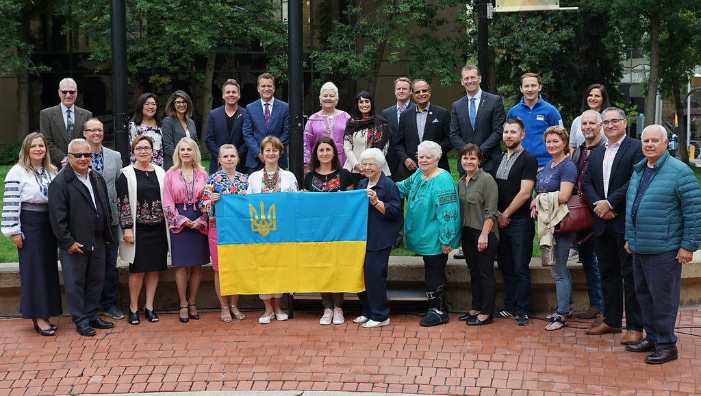 Ukrainian-Canadian Heritage Day: Minister Aheer