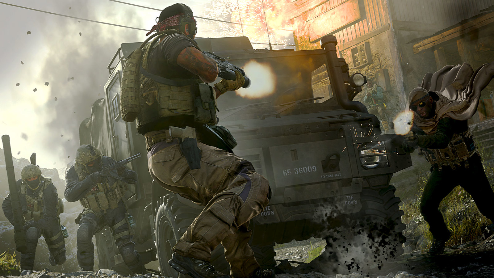 CoD YouTuber leaks Modern Warfare beta maps, level cap