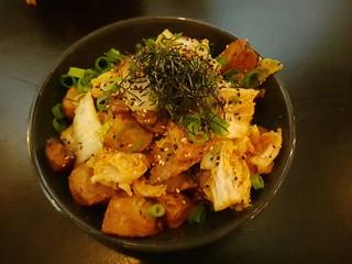 Kimchi Potatoes at i like ramen