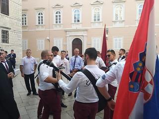 L'accoglienza presso la Cattedrale di Sant'Anastasia
