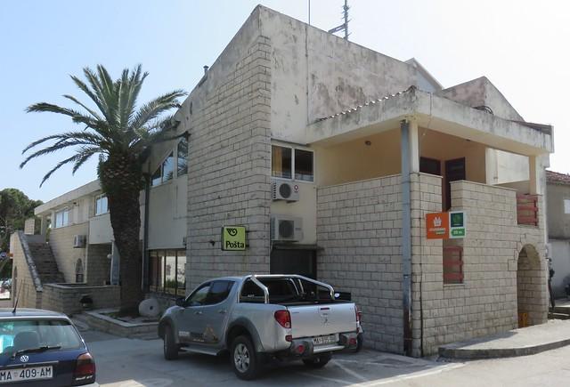 Post Office 21333 (Drvenik, Croatia)