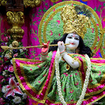 ISKCON Juhu Mangal Deity Darshan on 7th Sep 2019