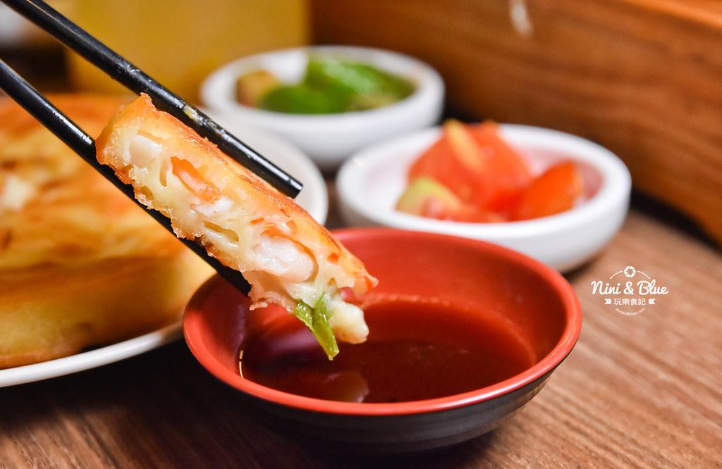 韓鄉 彰化 吃到飽 韓式料理 菜單22