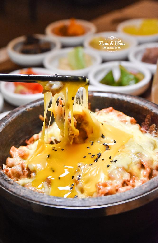 韓鄉 彰化 吃到飽 韓式料理 菜單17