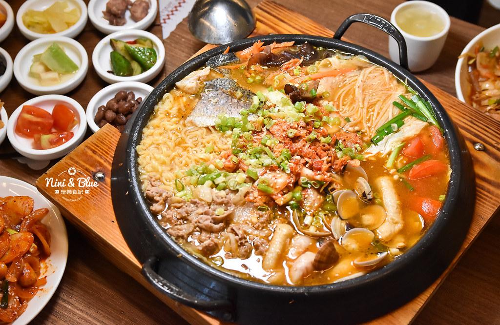 韓鄉 彰化 吃到飽 韓式料理 菜單10