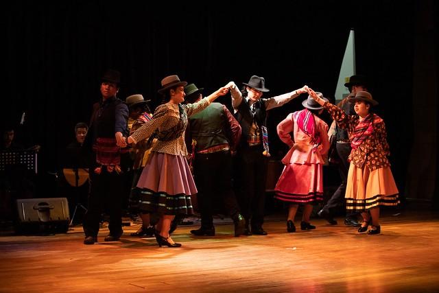 Encuentro de Canto y Danzas Tradicionales 2019 UCSC