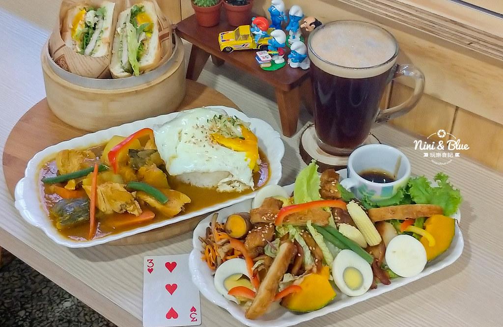 紮等_日食.台中火車站早午餐13