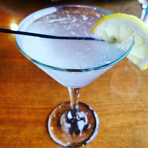 Lemon drop martini #yum #martini #candyisdandybutliquorisquicker
