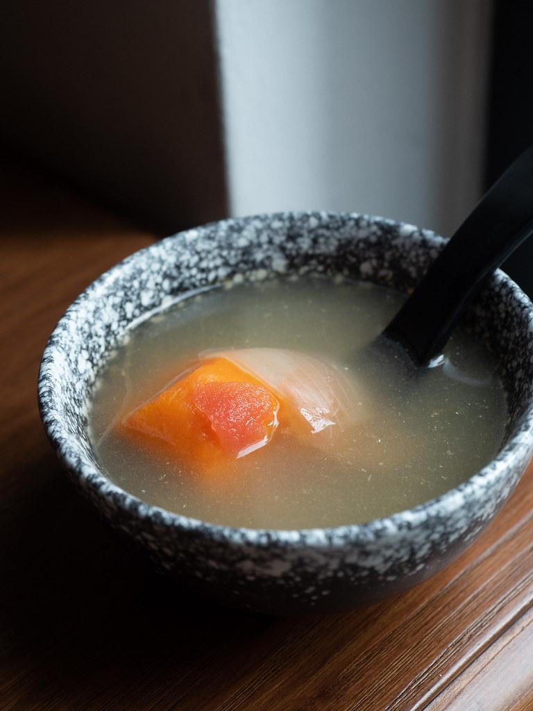 PoPo Hot Pot SS2's yummy ABC Soup