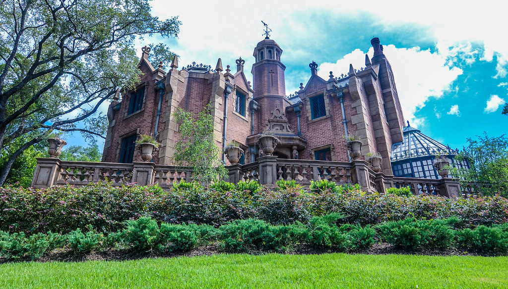 Haunted Mansion MK