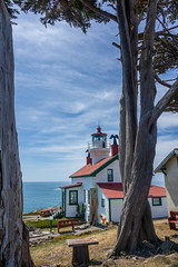 Battery Point Lighthouse at Crescent City-15 8-20-19-1