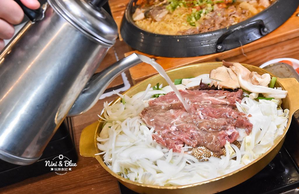 韓鄉 彰化 吃到飽 韓式料理 菜單29