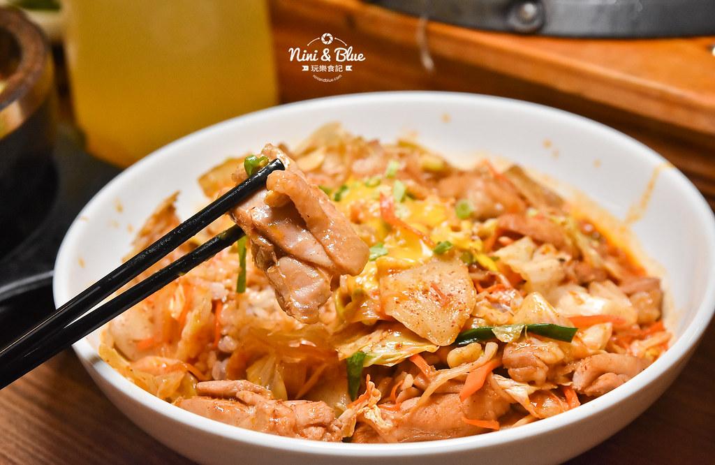 韓鄉 彰化 吃到飽 韓式料理 菜單20