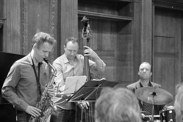 GARY WILLCOX QUARTET @ Bracknell Jazz 6 Sep 2019