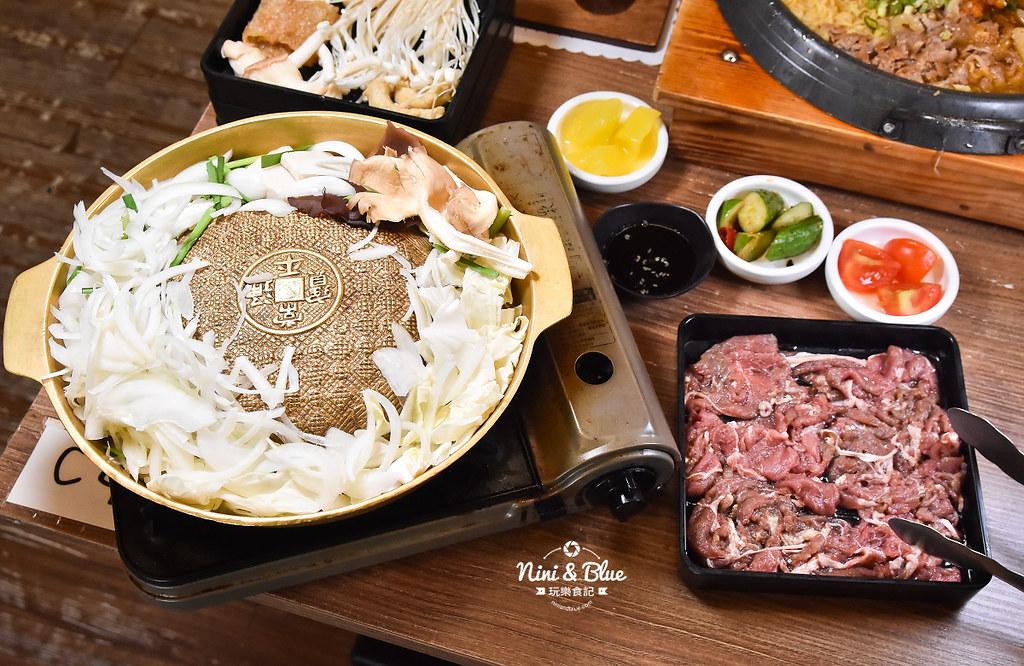 韓鄉 彰化 吃到飽 韓式料理 菜單27