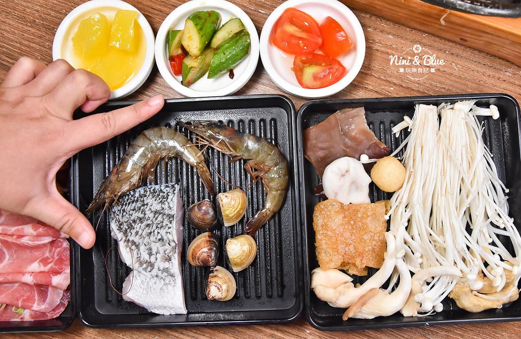 韓鄉 彰化 吃到飽 韓式料理 菜單26
