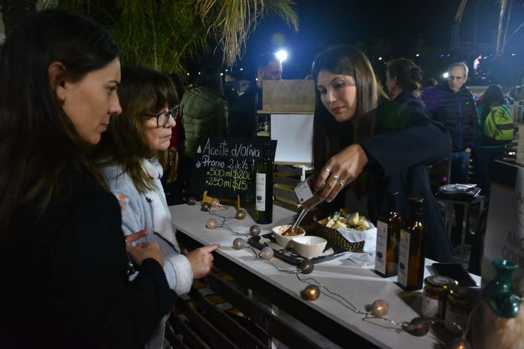2019-09-07 PRODUCCIÓN: Un centenar de sanjuaninos disfrutaron del cierre de la fiesta del olivo