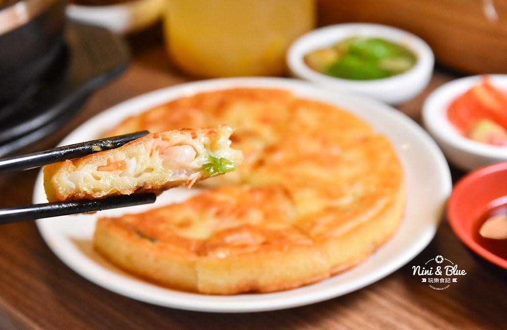 韓鄉 彰化 吃到飽 韓式料理 菜單21