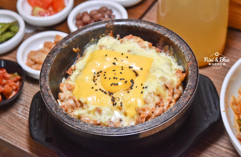 韓鄉 彰化 吃到飽 韓式料理 菜單15