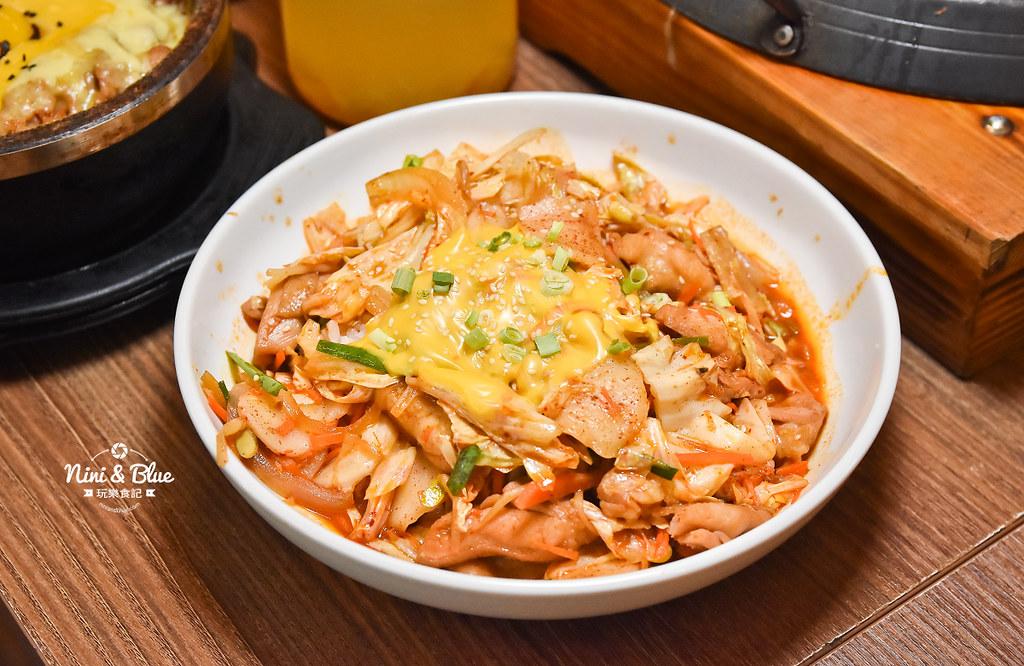 韓鄉 彰化 吃到飽 韓式料理 菜單14