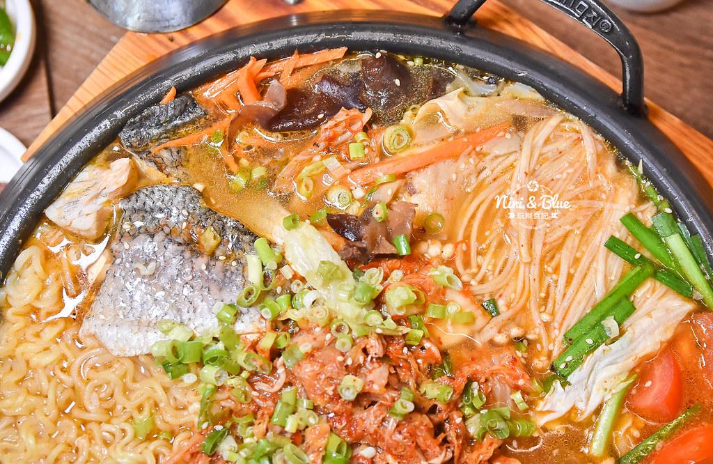 韓鄉 彰化 吃到飽 韓式料理 菜單12