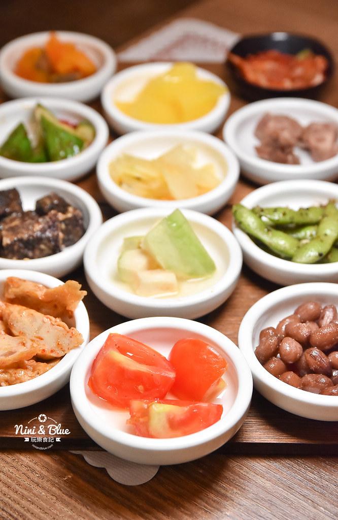 韓鄉 彰化 吃到飽 韓式料理 菜單07