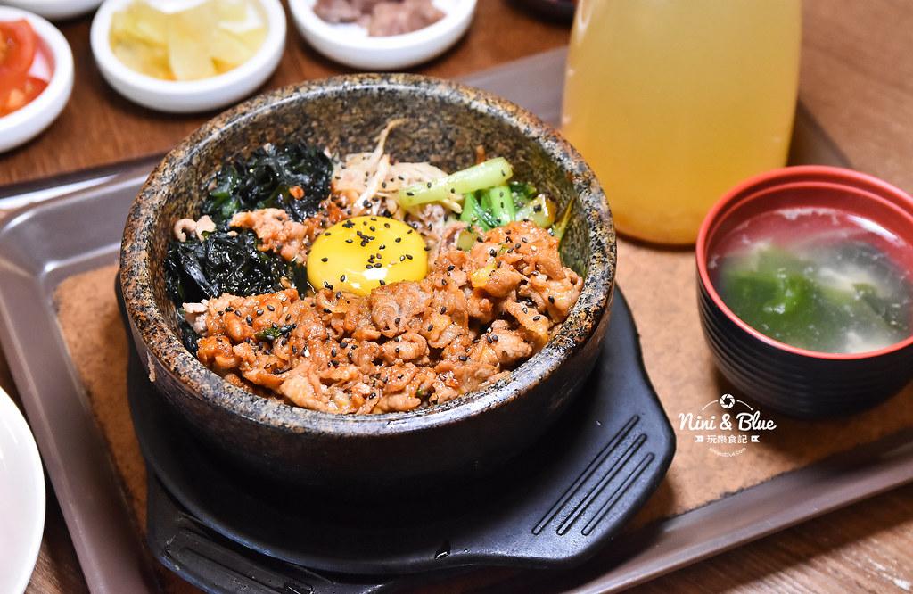 韓鄉 彰化 吃到飽 韓式料理 菜單04