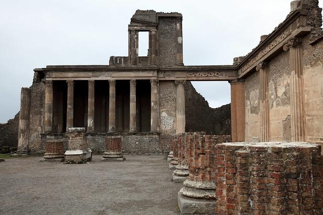Temple of Apollo. Pompei. Italia. IMG_2846