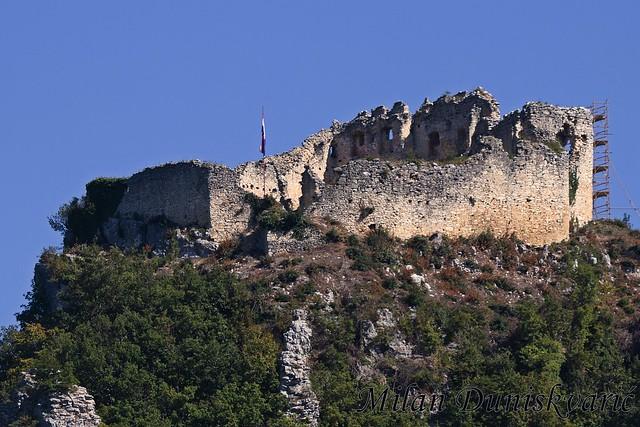 zidine starog Milengrada