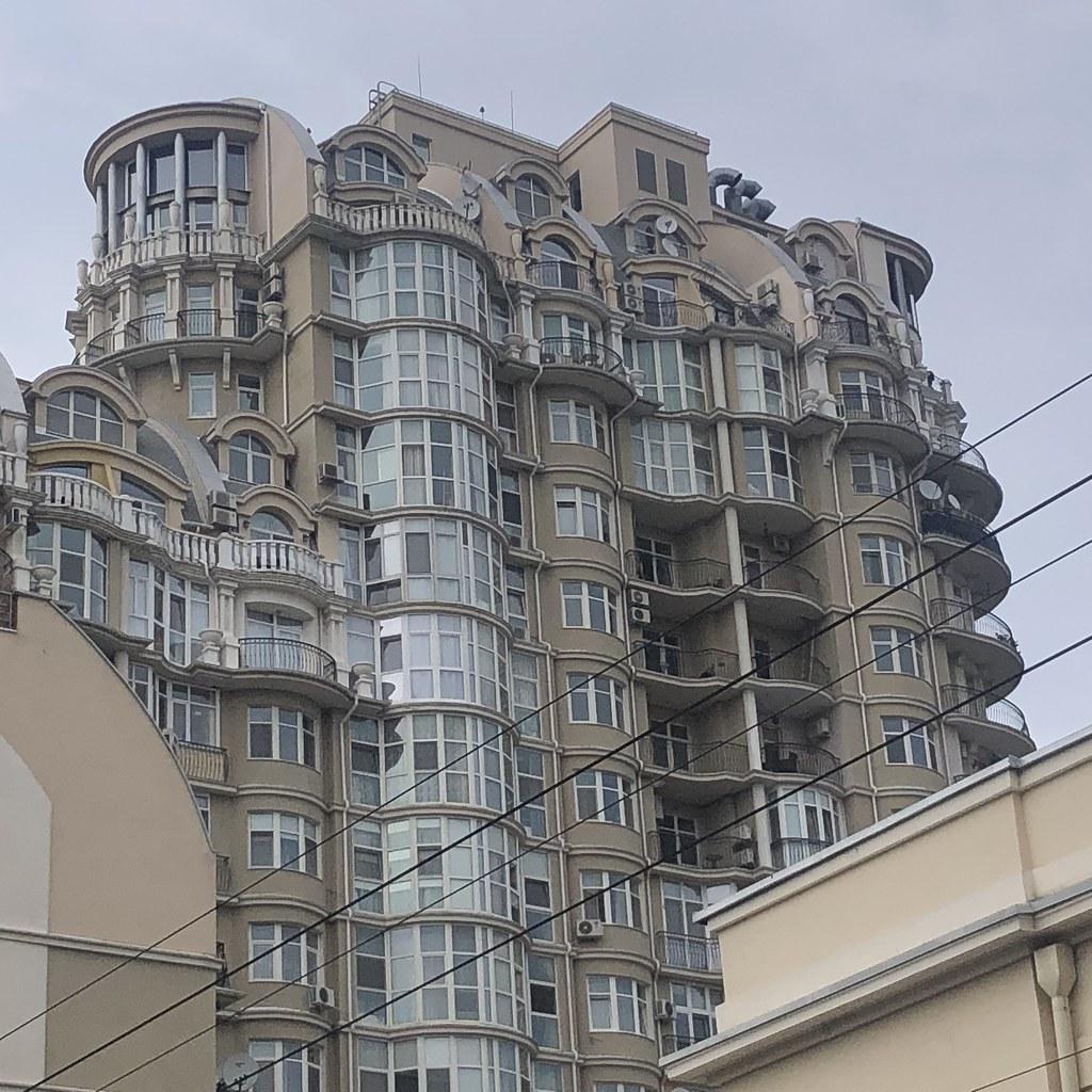 KIEV, LVIV AND ODESSA - cover