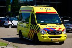 Ambulance Rotterdam-Rijnmond Roepnummer: 17-138