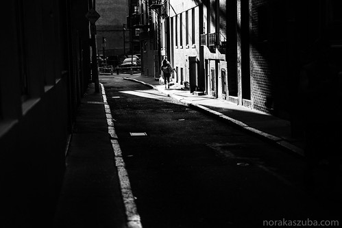 Lights and Shadows in the North End