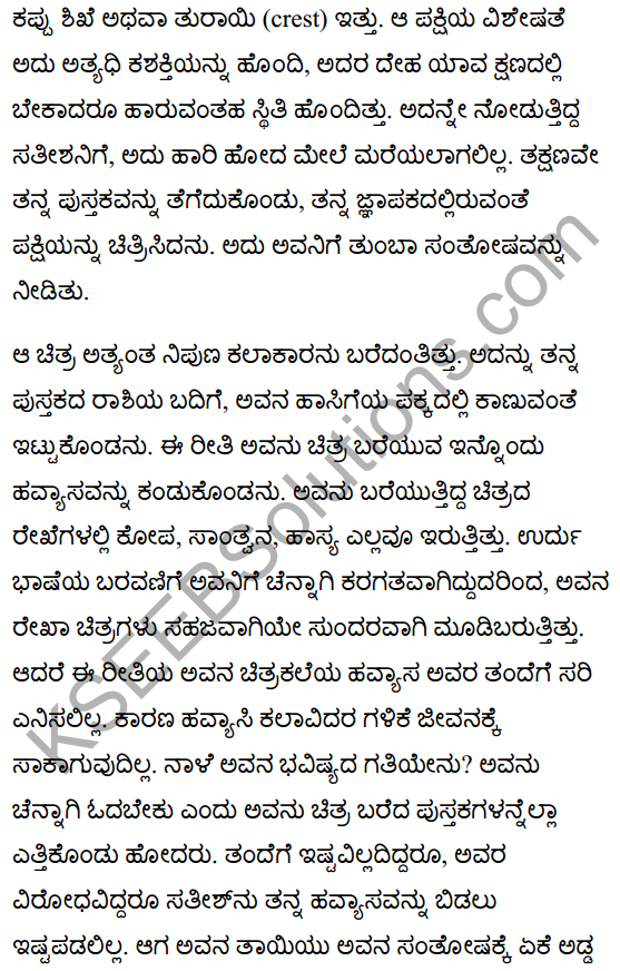 Colours of Silence Summary in Kannada 6