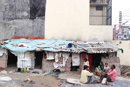 Home Sweet Home – Impermanent Housing, Vasundhara