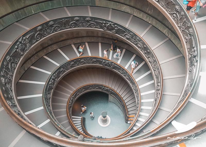 Visita al Vaticano
