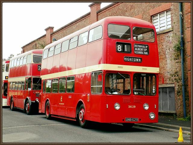 Manchester 3629  (UNB629)