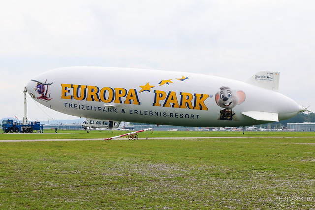 D-LZFN Zeppelin NT N07, EDNY, Germany