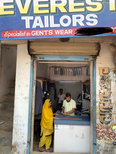 City Landmark - Everest Tailors, Rajiv Nagar, Gurgaon