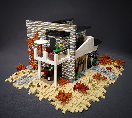 Dune House MOC II