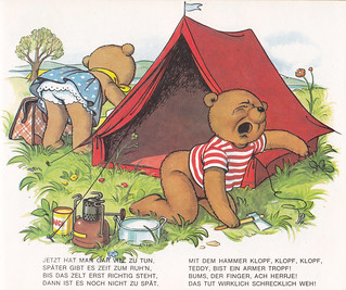 Teddys Abenteuer / Seite 87