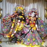 ISKCON Amravati Deity Darshan 07 Sep 2019