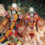 ISKCON Rajkot Deity Darshan 07 Sep 2019