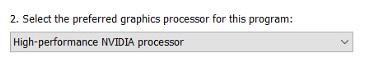 nvidia processor