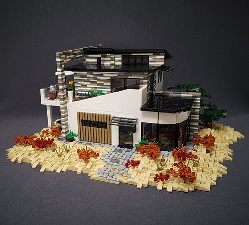 Dune House MOC I