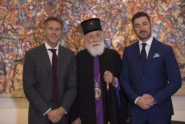 Aleksandar Bogdanović - Princ Emanuel Filiberto di Savoja, Cetinje