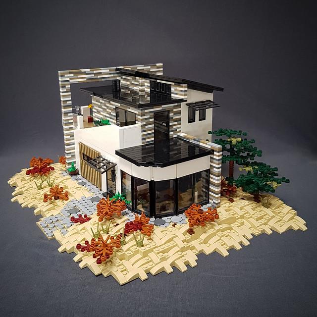 Dune House MOC IV