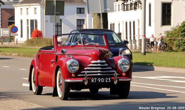 Škoda 1101 Roadster 1949