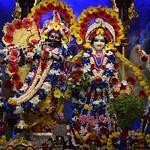 ISKCON Ujjain Deity Darshan 06 Sep 2019