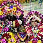 ISKCON Seattle Deity Darshan 06 Sep 2019